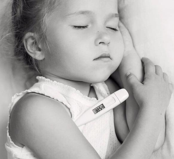 У дитини звичайна застуда або щось серйозне