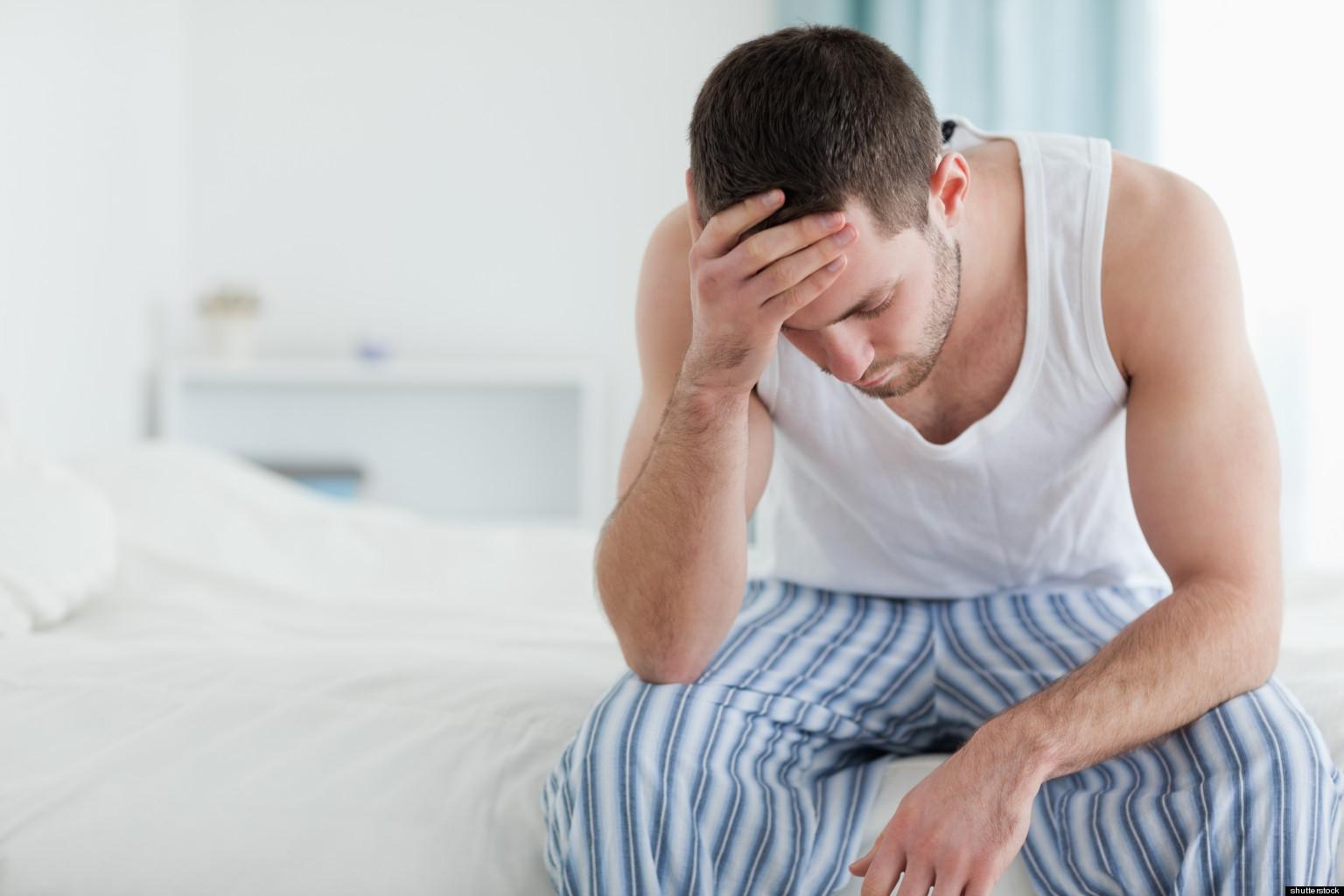 Утруднене сечовипускання у чоловіків