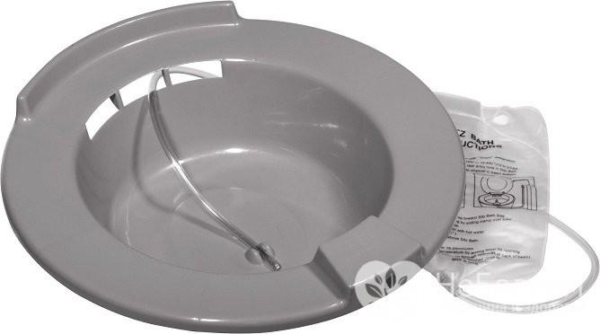 Ванночки при геморої з марганцівкою або ромашкою в домашніх умовах