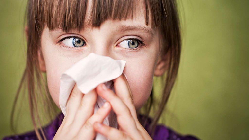 Вазомоторний риніт у дітей: симптоми і лікування дитини 2019