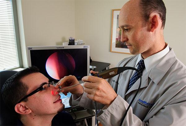 Верхньощелепної синусит, гострий і хронічний: лікування, що це таке