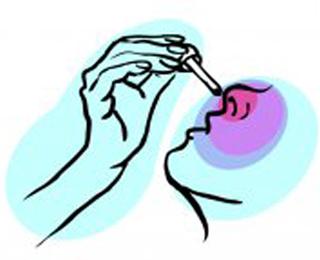 Види крапель при алергічному нежиті