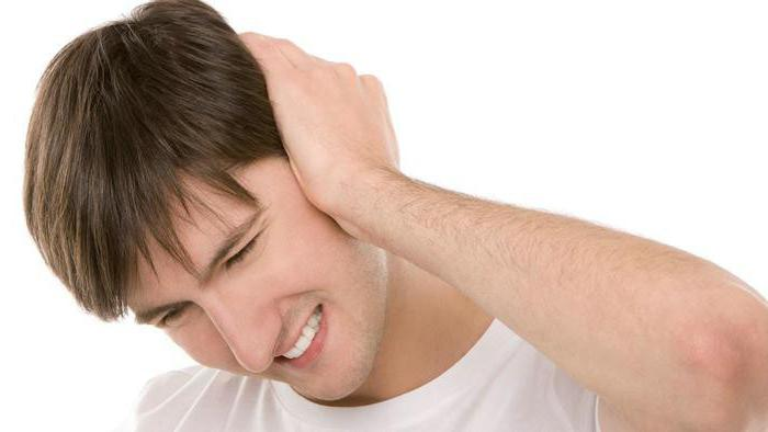 вушна Біль: причини, симптоми і лікування