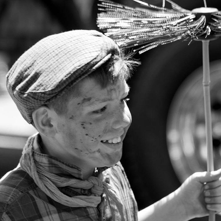 Як чистити димохід від сажі народними засобами