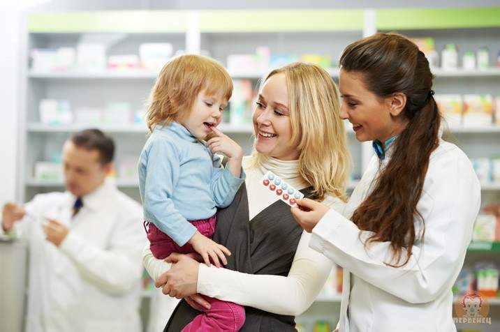 Як давати Мукалтин дітям: правила прийому і дозування