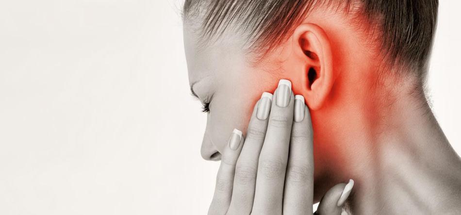 Як лікувати отит вуха у дорослих