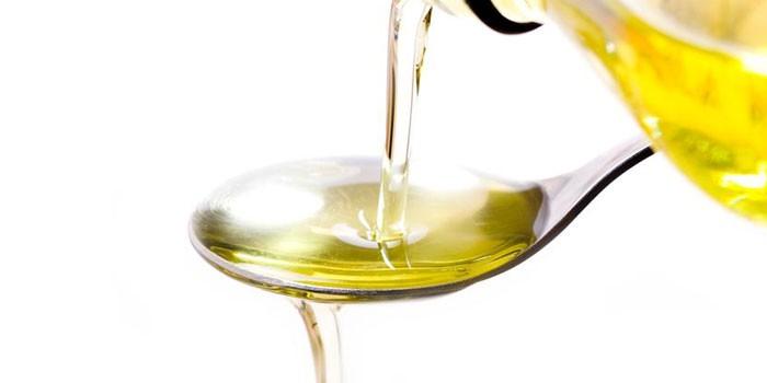 Як пити оливкову олію в лікувальних цілях на ніч?