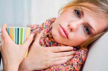 Як повернути голос при застуді прості поради