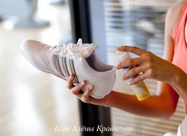 Як позбавитися від запаху ніг в домашніх умовах