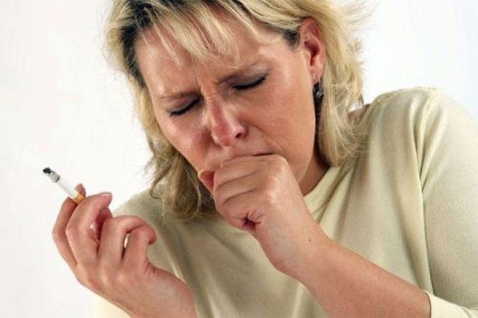 Як позбутися від кашлю курця в домашніх умовах. Народні засоби від кашлю курця