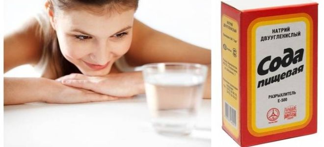 Як правильно полоскати горло содою і сіллю