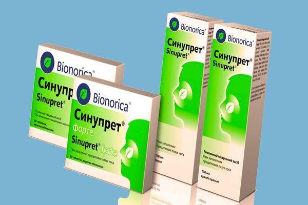 Як правильно робити інгаляції препаратом Синупрет для дорослих і дітей аналоги