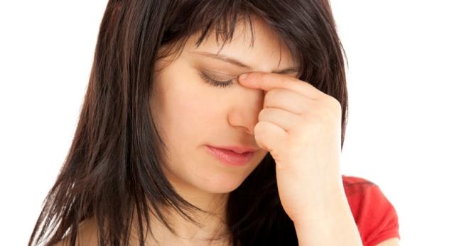 Як при гаймориті роблять прокол носа