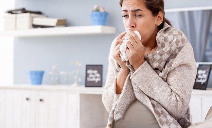 Як при вагітності вилікувати кашель, коли нічого не можна приймати