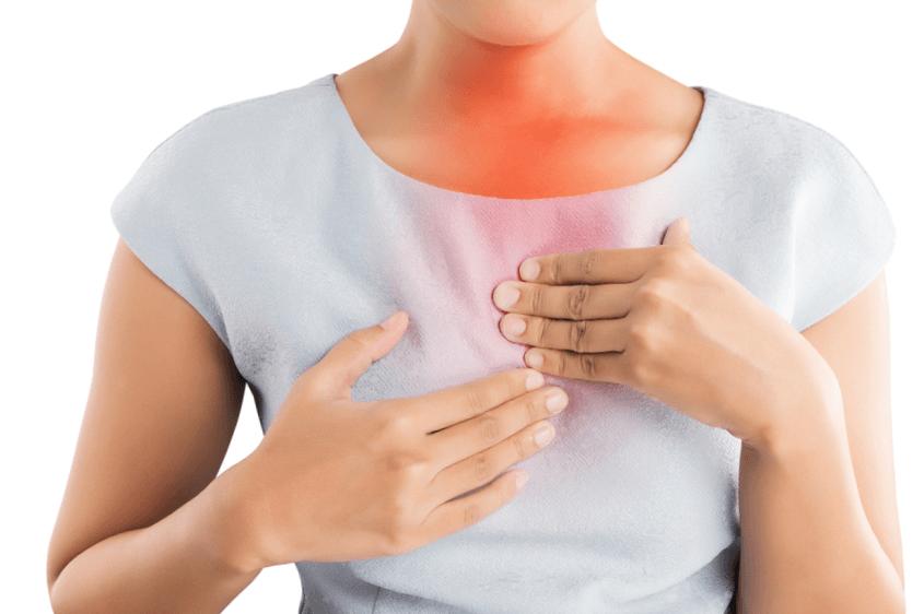 Як прибрати печію в домашніх умовах швидко