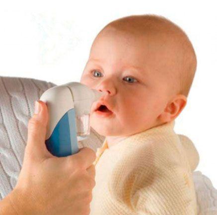 Як прибрати соплі з носоглотки у дитини основні способи
