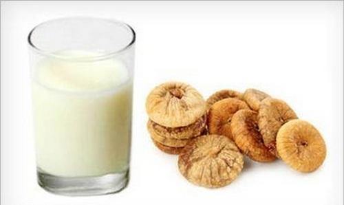 Як приготувати інжир з молоком: перевірені засоби