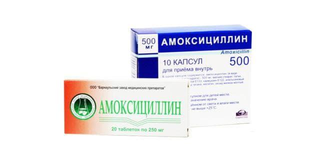 Як приймати Амоксицилін при синуситі і гаймориті дорослим і дітям