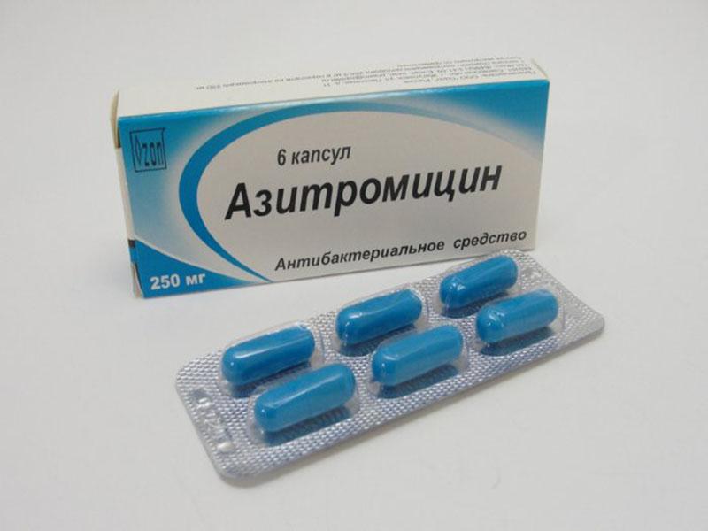 Як приймати Азитроміцин при отиті