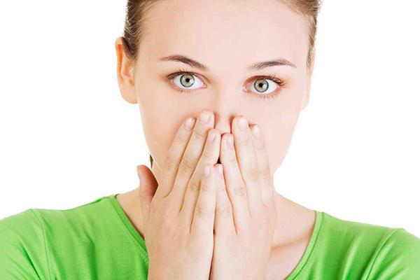yak uporatisya z zapahom z nosa rota pri gaymorit 1 - Як упоратися із запахом з носа і рота при гаймориті