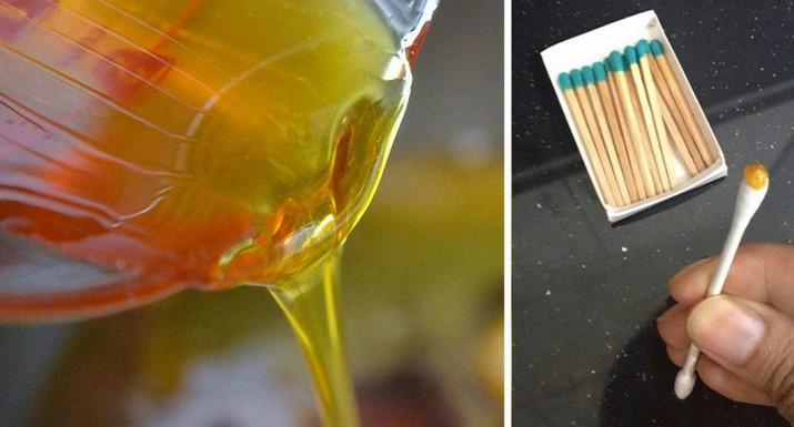 Як відрізнити справжній мед від патоки