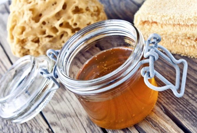 Як використовувати мед у лазні для схуднення?