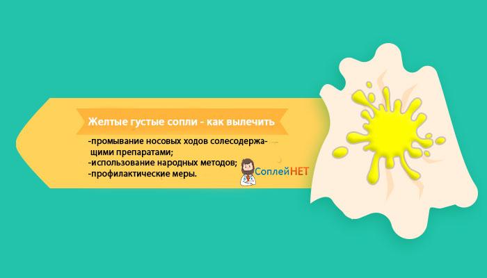 z nosa kapa zhovta r dina prichini l kuvannya 10 - З носа капає жовта рідина: причини і лікування