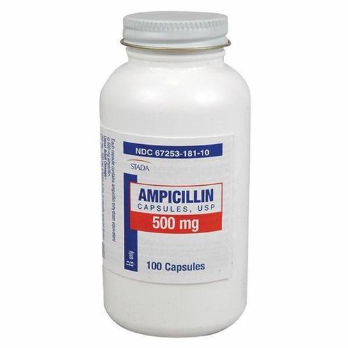 Застосування пеніциліну при ангіні ампіцилін і більш сучасні аналоги
