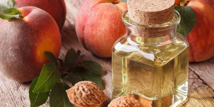 Застосування персикової олії при захворюваннях носа