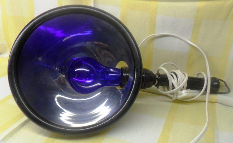Застосування синьої лампи для лікування різних хвороб і основні принципи дії