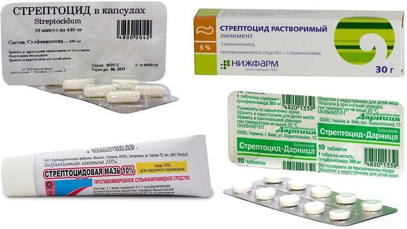 Застосування стрептоциду при нежиті, гаймориті. Стрептоцид від нежитю відгуки