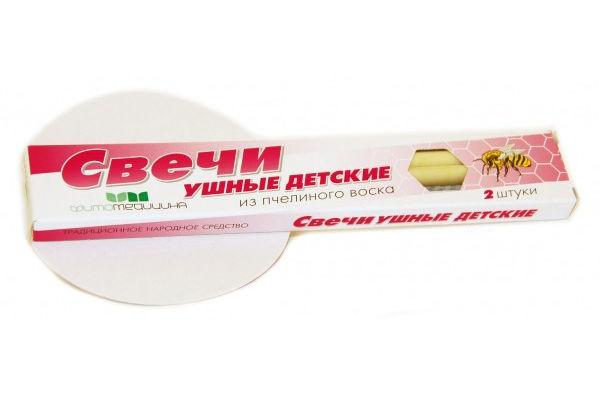 zastosuvannya vushnih sv chok v l kuvann otitu 1 - Застосування вушних свічок в лікуванні отиту