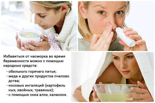 Зелені соплі при вагітності чим лікувати