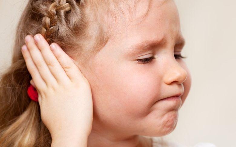 Знеболюючі для дитини при отиті, Отит у дитини