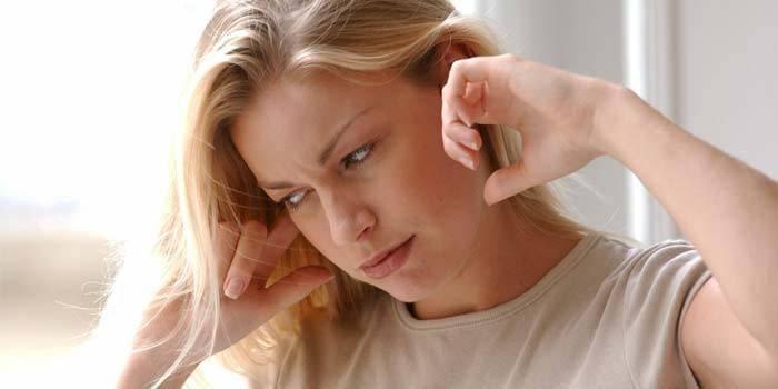 Зовнішній отит симптоми і лікування у дорослих