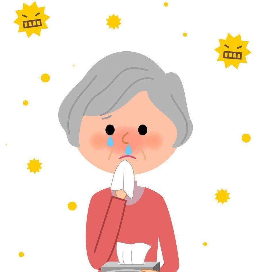 Зволожуючий спрей для носа при сухості